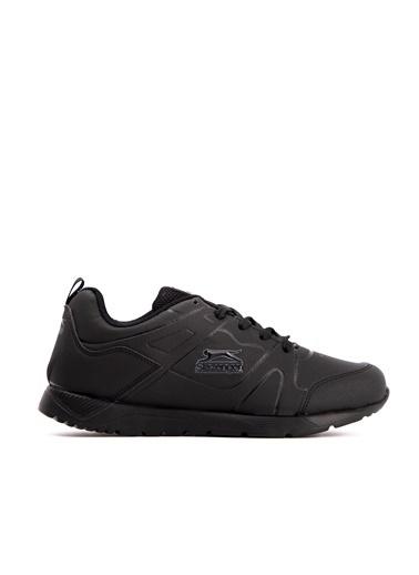 Slazenger Slazenger Ironic Koşu & Yürüyüş Kadın Ayakkabı    Siyah
